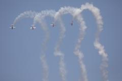 Blades aerobatics team (22)