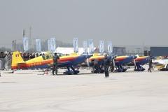 Romanian hawks aerobatic team (2)