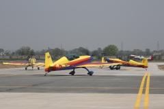 Romanian hawks aerobatic team (3)