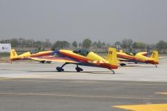 Romanian hawks aerobatic team (4)