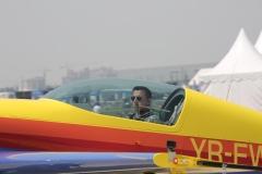 Romanian hawks aerobatic team (6)