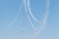 Blades aerobatics team (10)