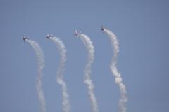 Blades aerobatics team (21)