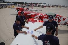 Global stars aerobatic team mark jefferies (76)