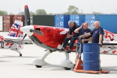 Global stars aerobatic team mark jefferies (89)