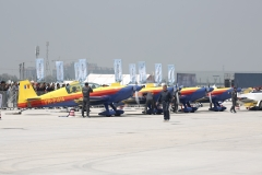 Romanian hawks aerobatic team (2)