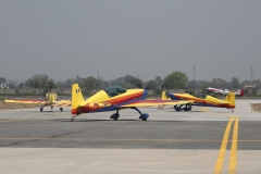 Romanian hawks aerobatic team (3)