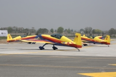 Romanian hawks aerobatic team (4)