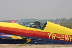 Romanian hawks aerobatic team (8)