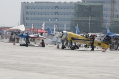 Ramon Alonso Doubles aerobatic team (1)