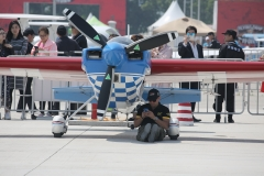 Ramon Alonso Doubles aerobatic team (2)